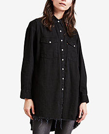 Levi's® Naza Oversized Cotton Shirt