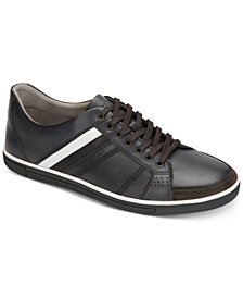 Kenneth Cole Men's Initial Leather Sneakers