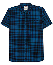 Levi's® Men's Rulo Plaid Shirt