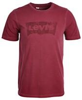 e1b5998a6 Levi's® Men's Batwing Logo-Print T-Shirt
