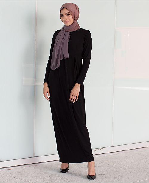 02633017d Verona Collection Box-Pleat Maxi Dress & Reviews - Dresses - Women ...