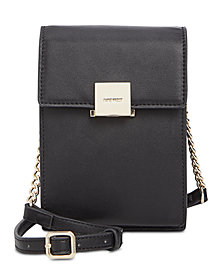 Nine West North South Crossbody Wallet