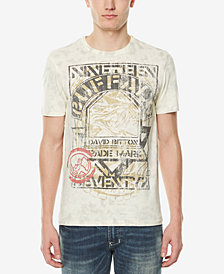 Buffalo David Bitton Men's Towood Graphic T-Shirt