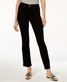 Tommy Hilfiger Straight Leg Jeans, Created for Macy's