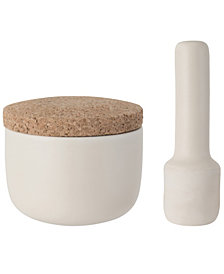 BergHOFF Leo Collection Small Mortar Pestle