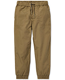 Polo Ralph Lauren Little Boys Cotton Poplin Jogger Pants