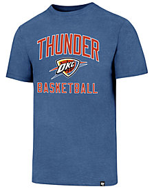 '47 Brand Men's Oklahoma City Thunder 6th Man Club T-Shirt