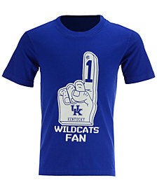 Wes & Willy Kentucky Wildcats #1 Fan T-Shirt, Toddler Boys (2T-4T)