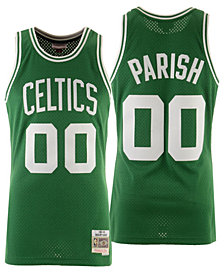Mitchell & Ness Men's Robert Parish Boston Celtics Hardwood Classic Swingman Jersey