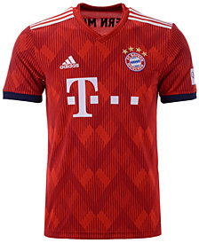 adidas Men's Bayern Munich Club Team Home Stadium Jersey
