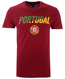 Fifth Sun Men's Portugal National Team Gym Wedge World Cup T-Shirt