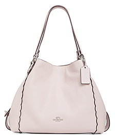 COACH Edie 31 Medium Shoulder Bag