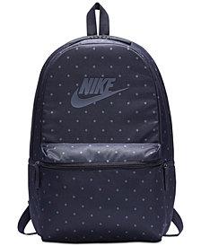 Nike Sportswear Heritage Printed Backpack