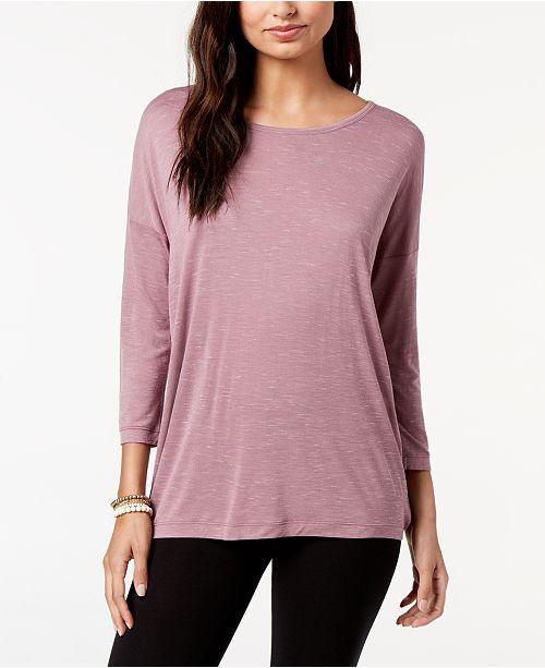 Back Rose Shoulder Drop Pleated Antique Long Sleeve Shirt Ideology T Cq4tHxwg