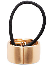 France Luxe Cuff Ponytail Holder