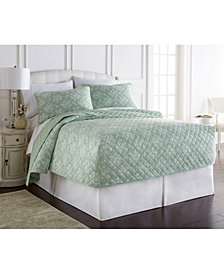 Micro Flannel® King Fitted Quilt Mini Set