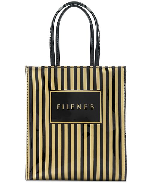 Dani Accessories Filene's Lunch Tote