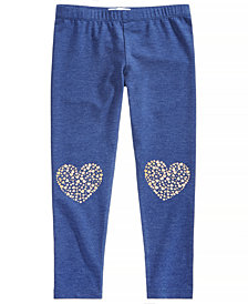 Epic Threads Toddler Girls Printed Leggings, Created for Macy's