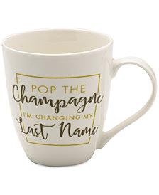 Pfaltzgraff Pop The Champagne Mug