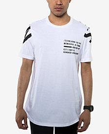 Sean John Men's Shoulder to Shoulder T-Shirt