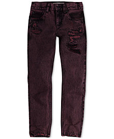 Levi's® Big Boys 502™ Regular Taper-Fit Cotton Jeans