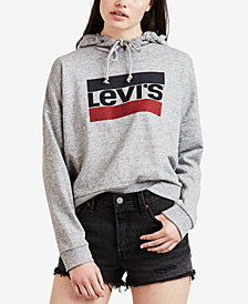 Levi's® Pullover Graphic Hoodie