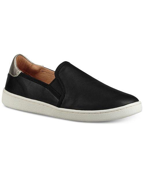 5d8cc243a25 UGG® Women's Cas Sneakers & Reviews - Athletic Shoes ...