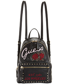 GUESS Urban Sport Small Logo Leeza Backpack