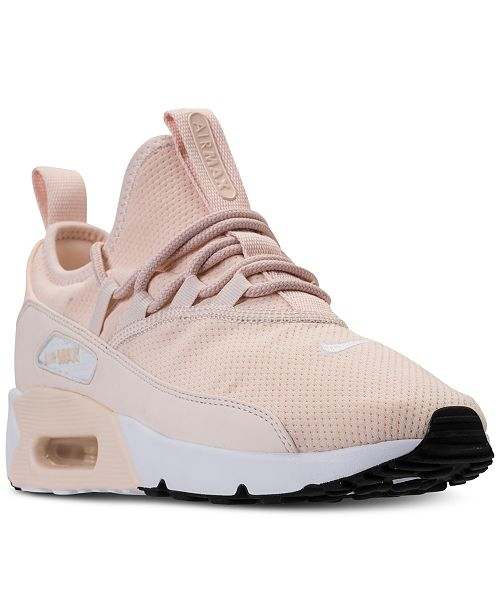 purchase cheap d716b 70f8d ... Nike Women s Air Max 90 Ultra 2.0 Ease Casual Sneakers from Finish ...