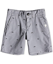 Quiksilver Little Boys Krandy Printed Shorts