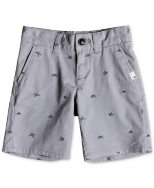 Quiksilver Little Boys Krandy Printed Shorts