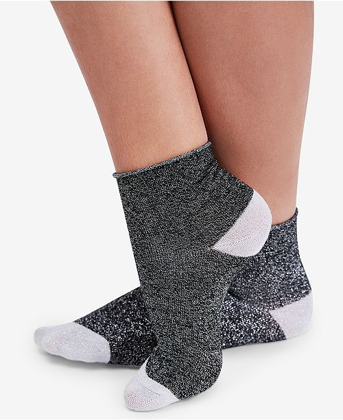Socks Free After People Hours Ankle Black Colorblocked wxwaX07q4