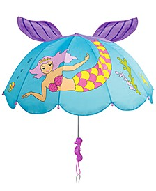 Little Girls Mermaid Umbrella