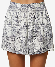 O'Neill Juniors' Kalista Printed Soft Shorts
