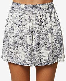 O'Neill Juniors' Kalista Printed Soft Shorts