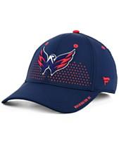 1be740a3fe3f8 Authentic NHL Headwear Washington Capitals Draft Structured Flex Cap