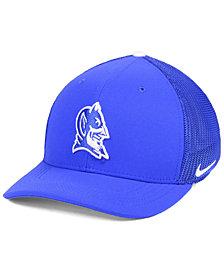 Nike Duke Blue Devils Col Aro Swooshflex Cap