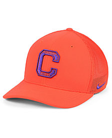 Nike Clemson Tigers Col Aro Swooshflex Cap