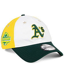 New Era Oakland Athletics All Star Game 9TWENTY Strapback Cap 2018
