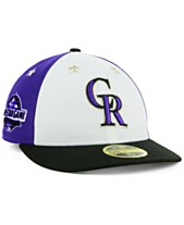 finest selection 817c3 217c2 New Era Colorado Rockies All Star Game Patch Low Profile 59FIFTY Fitted Cap  2018