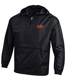 Champion Men's Oklahoma State Cowboys Packable Windbreaker Jacket