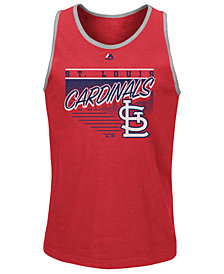 Majestic Men's St. Louis Cardinals Dreams of Victory Tank