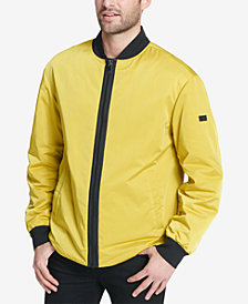 DKNY Men's Utility Bomber Jacket, Created for Macy's