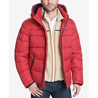 Deals on Tommy Hilfiger Men's Quilted Puffer Jacket