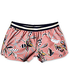 Roxy Little Girls Printed Shorts