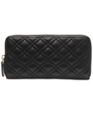Image of Collection Xiix Quilted Leather Zip-Around Wallet