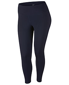 Nike Plus Size Power Sculpt Compression Leggings