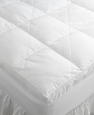 Hotel Collection Fiberbeds Mattress Pads Amp Toppers Bed