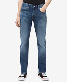 Calvin Klein Jeans Men's Athletic Tapered Houston Jeans