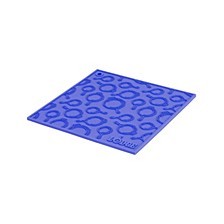 "7"" Square Silicone Skillet Pattern Trivet"